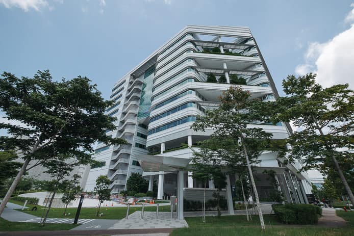Alice At Mediapolis Office For Rent Singapore 129