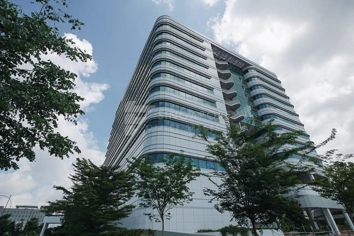 Alice At Mediapolis Office For Rent Singapore 132