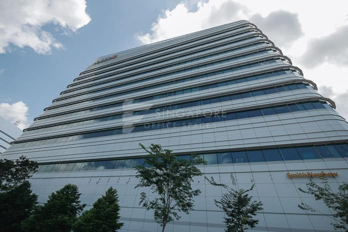Alice At Mediapolis Office For Rent Singapore 134