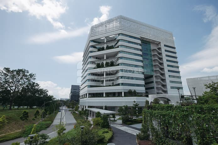 Alice At Mediapolis Office For Rent Singapore 137