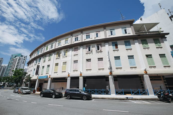 Allenby House Office For Rent Singapore 119