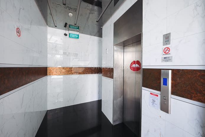 Allenby House Office For Rent Singapore 125