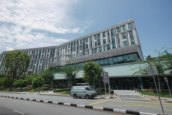 Ascent Office For Rent Singapore 148