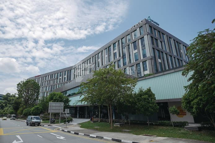 Ascent Office For Rent Singapore 149