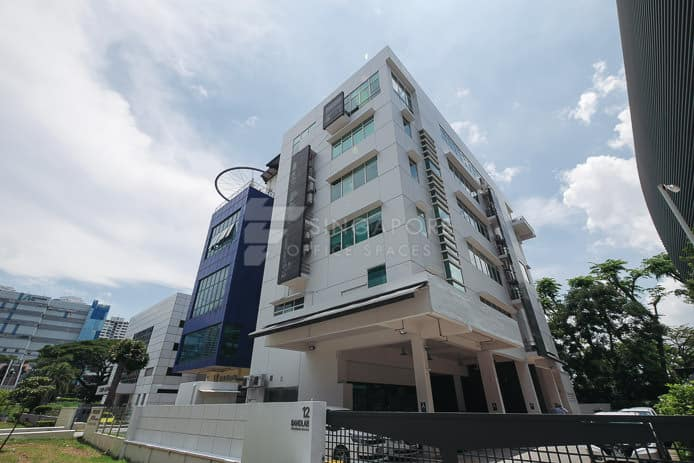 Bandlab Technologies Building Office For Rent Singapore 256
