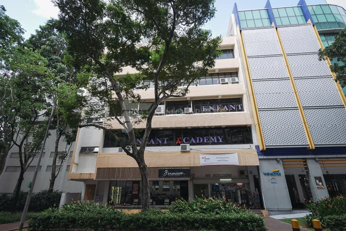 Bh Building Office For Rent Singapore 142