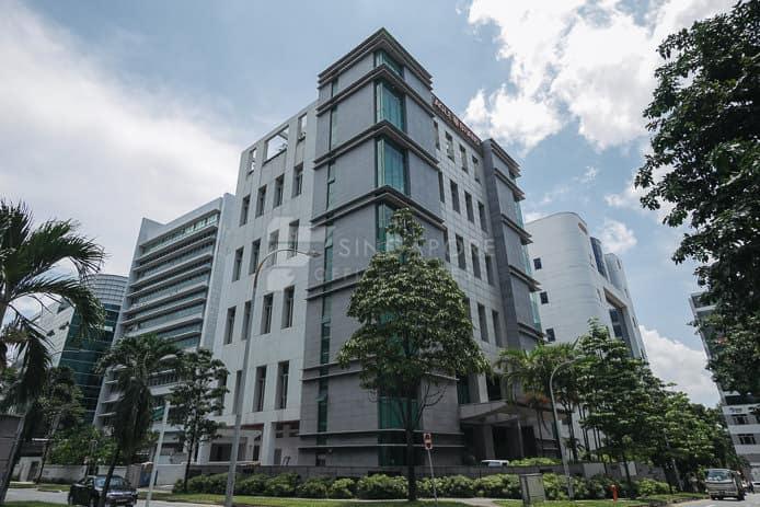 Borden Centre Office For Rent Singapore 248