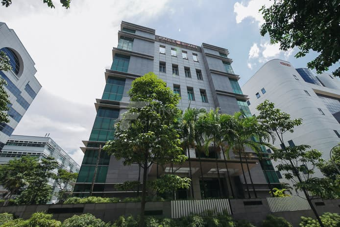 Borden Centre Office For Rent Singapore 250