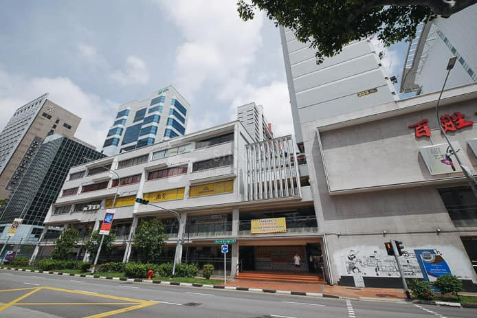 Bras Basah Complex Office For Rent Singapore 25