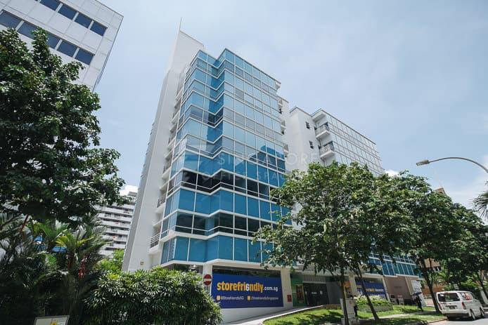 Bt Merah Enterprise Centre Office For Rent Singapore 235