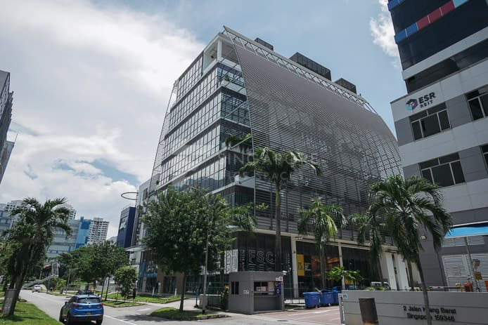 Central Link Office For Rent Singapore 231