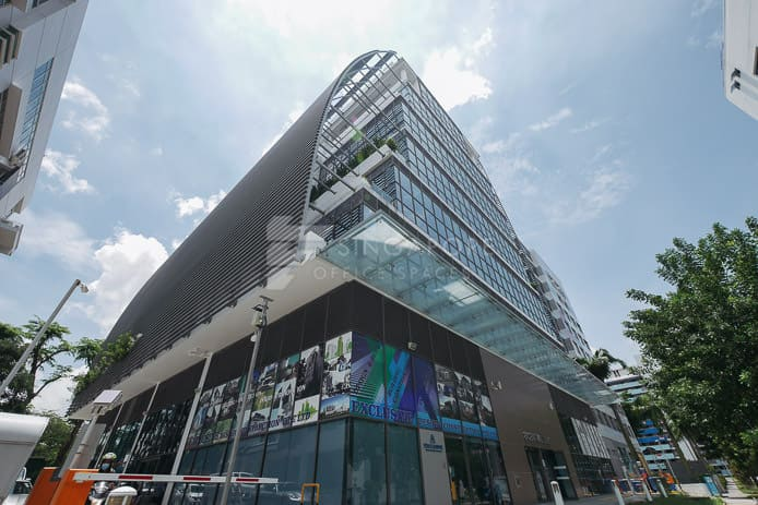 Central Link Office For Rent Singapore 255