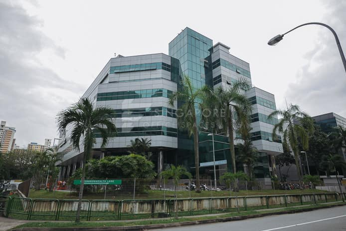 Certis Commonwealth Office For Rent Singapore 14