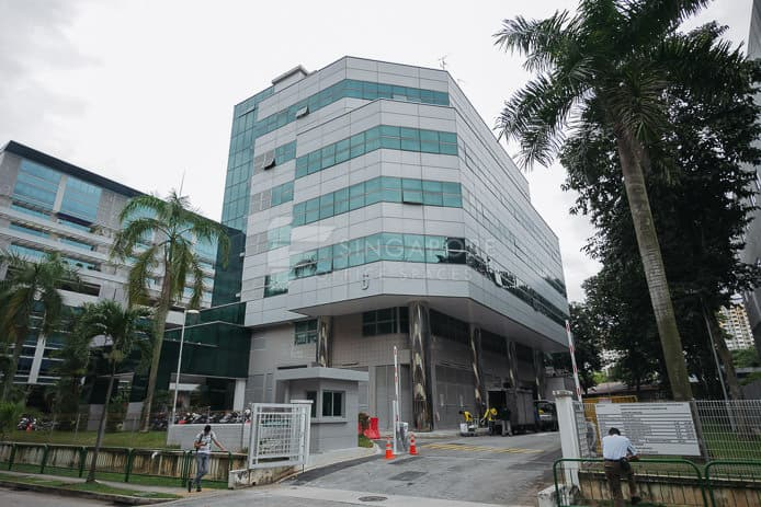 Certis Commonwealth Office For Rent Singapore 19