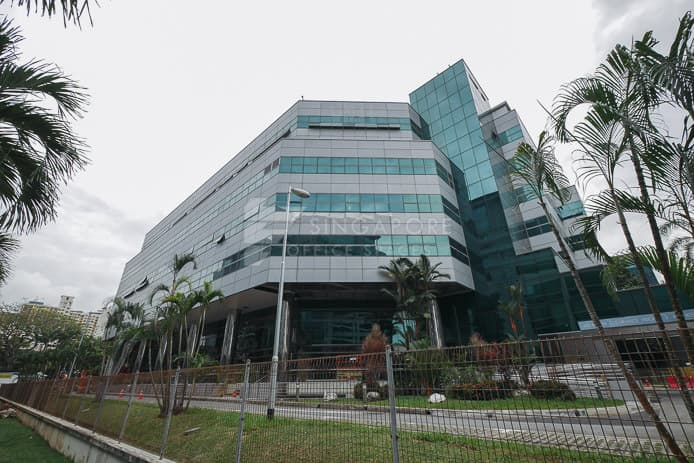 Certis Commonwealth Office For Rent Singapore 20