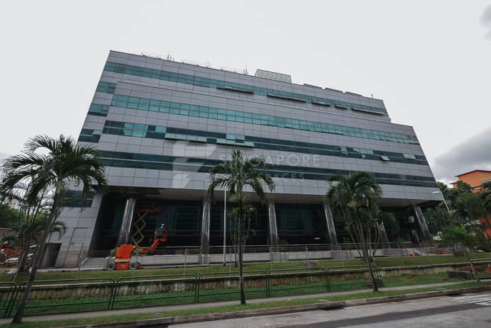 Certis Commonwealth Office For Rent Singapore 21