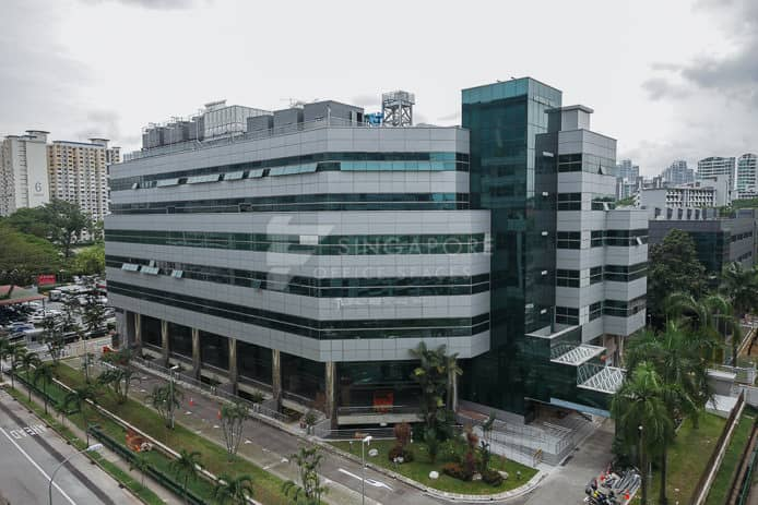 Certis Commonwealth Office For Rent Singapore 22