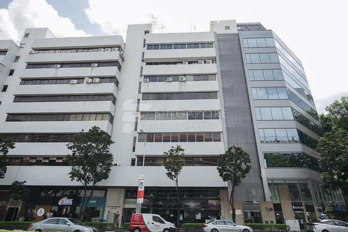 Chiat Hong Building Office For Rent Singapore 02
