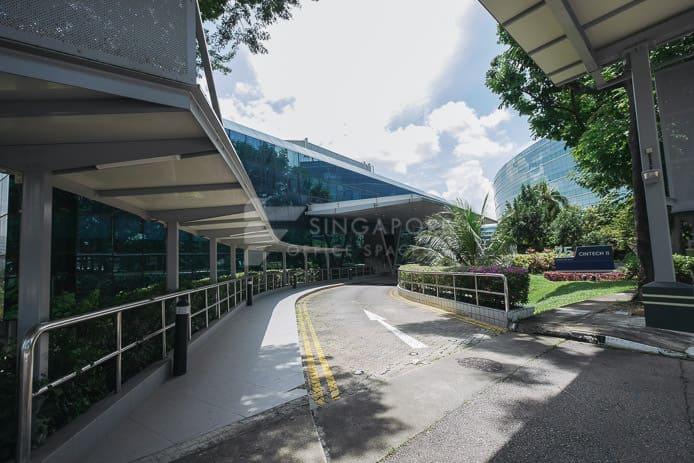Cintech Ii Office For Rent Singapore 162