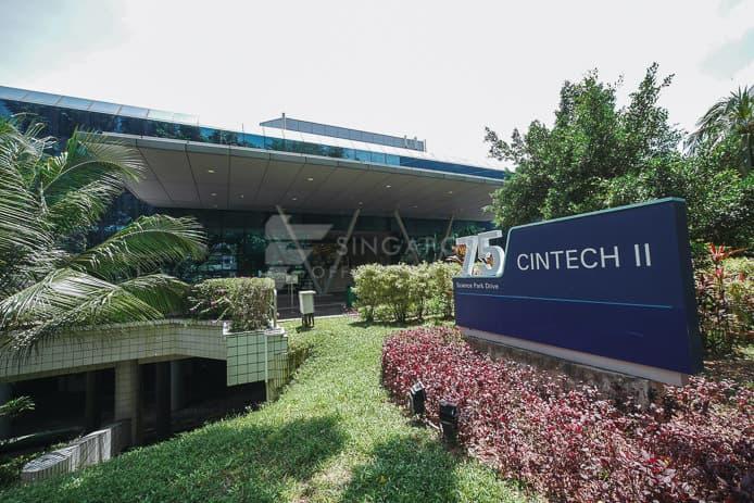 Cintech Ii Office For Rent Singapore 164