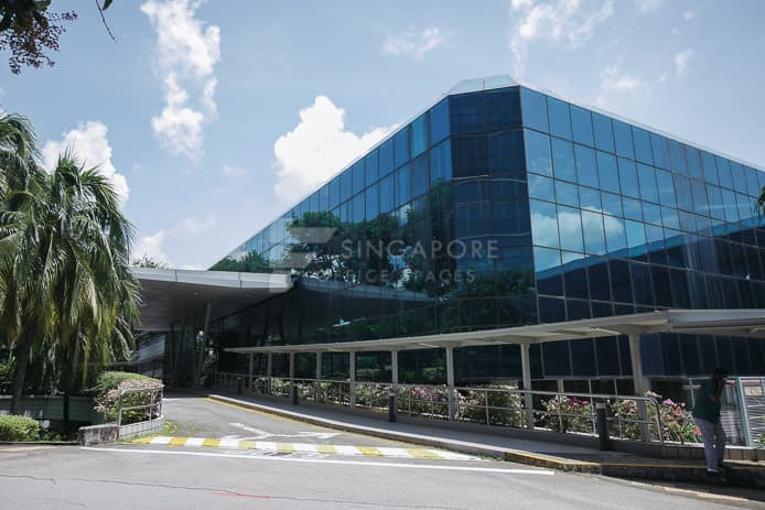 Cintech Ii Office For Rent Singapore 168