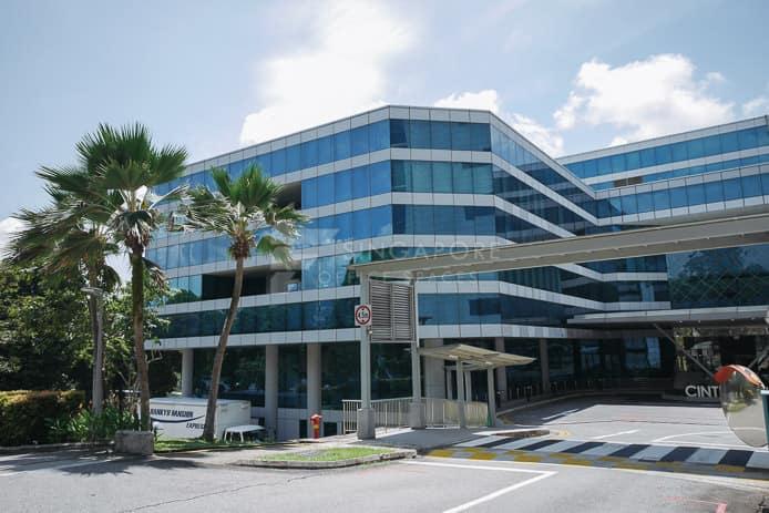 Cintech Iii Office For Rent Singapore 171