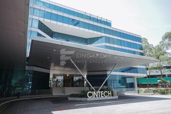 Cintech Iii Office For Rent Singapore 174