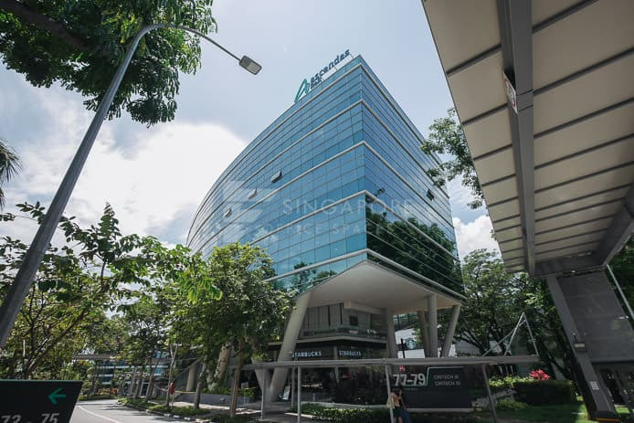 Cintech Iv Office For Rent Singapore 165