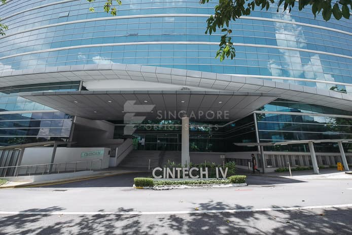Cintech Iv Office For Rent Singapore 178
