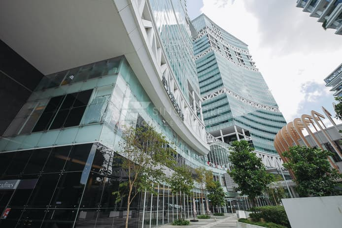 Connexis Office For Rent Singapore 106