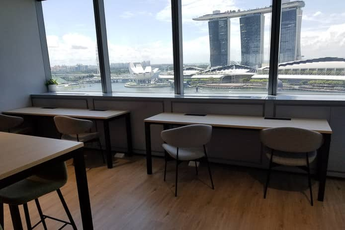 Coworking Space Income At Raffles O2work 03