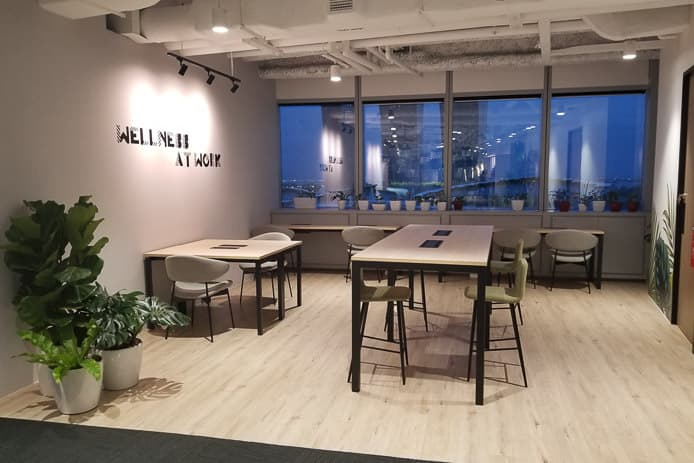 Coworking Space Income At Raffles O2work 11