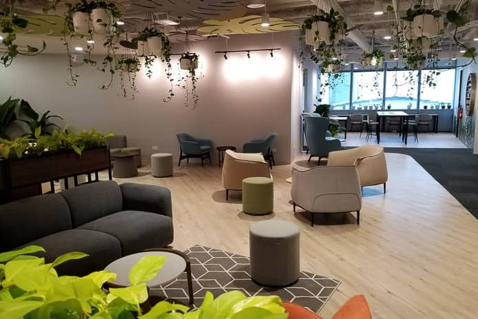 Coworking Space Income At Raffles O2work 15