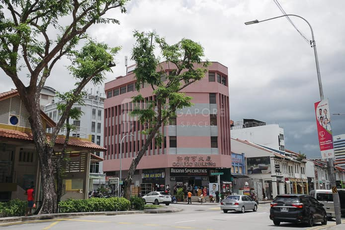 Coyuco Building Office For Rent Singapore 96