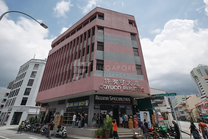 Coyuco Building Office For Rent Singapore 97