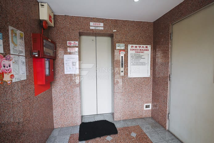 Coyuco Building Office For Rent Singapore 98