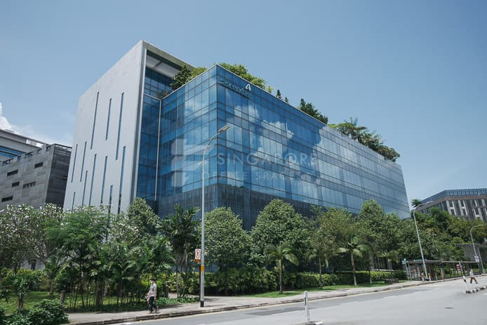 Dnv Gl Technology Centre Office For Rent Singapore 151