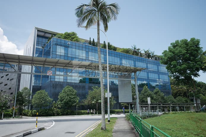 Dnv Gl Technology Centre Office For Rent Singapore 153