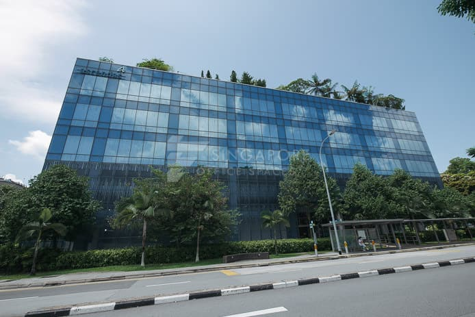 Dnv Gl Technology Centre Office For Rent Singapore 155