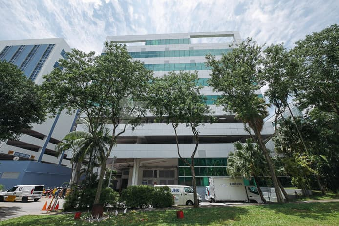 Frontech Centre Office For Rent Singapore 261