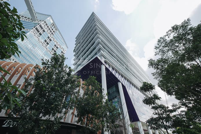 Galaxis Office For Rent Singapore 112
