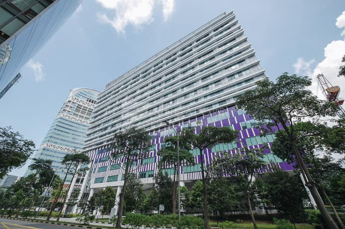 Galaxis Office For Rent Singapore 119