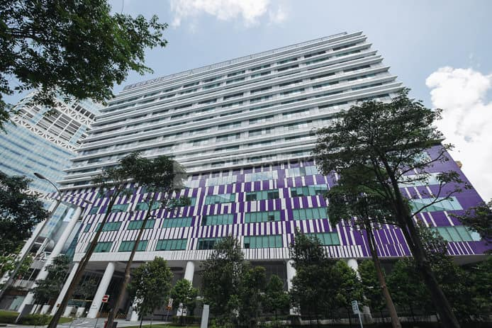 Galaxis Office For Rent Singapore 121