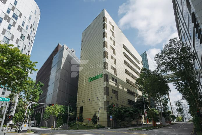 Genome Office For Rent Singapore 20