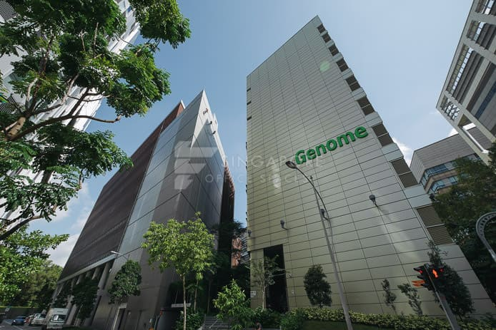 Genome Office For Rent Singapore 33