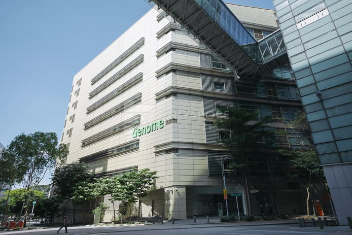 Genome Office For Rent Singapore 44