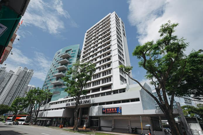 Hoa Nam Building Office For Rent Singapore 01