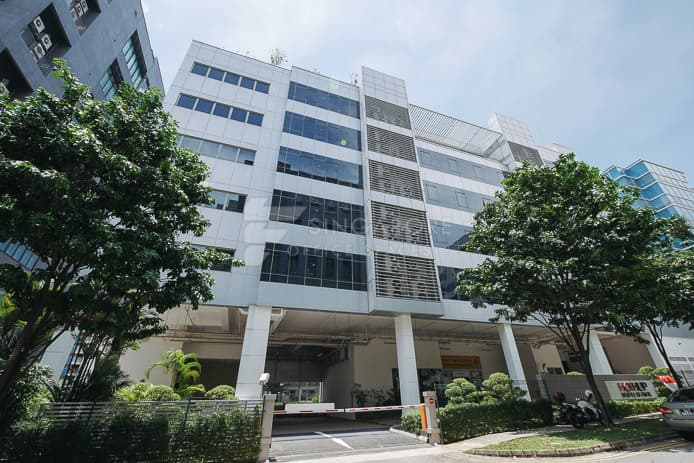 Hoi Hup Building Office For Rent Singapore 233