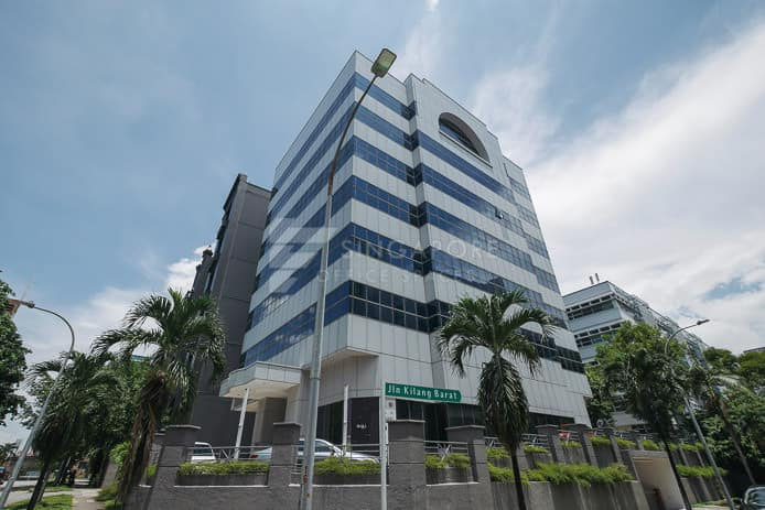 Hong Soon Hung Office For Rent Singapore 234
