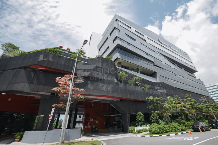 Infinite Studios Office For Rent Singapore 144